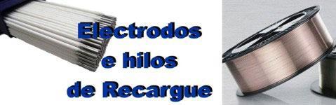 ELECTRODOS-HILOS-RECARGUE